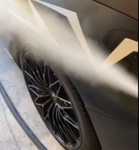 Steam Car Detailing Fort Worth